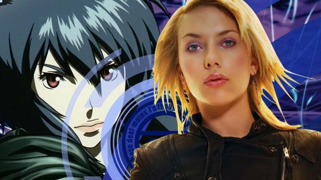 Ghost in the Shell con Scarlett Johansson
