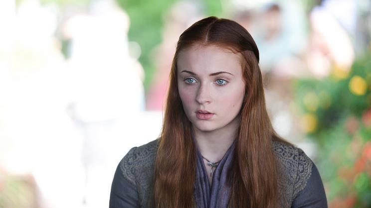 Sansa Stark in Game of Thrones