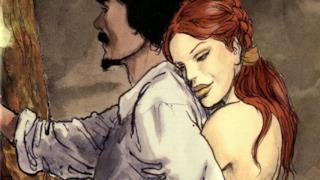Il Caravaggio di Milo Manara ci sedurrà con la sua passione