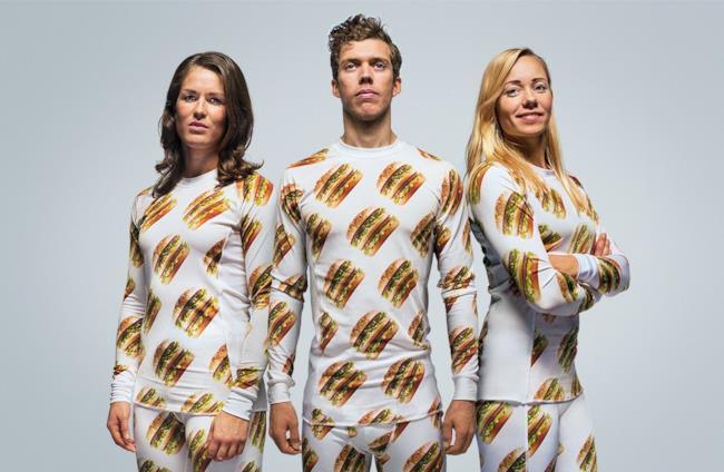Vestiti termici McDonald's