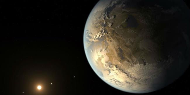 Pianeta fotografato dalla NASA