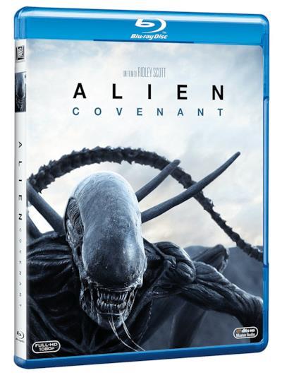 La locandina del DVD