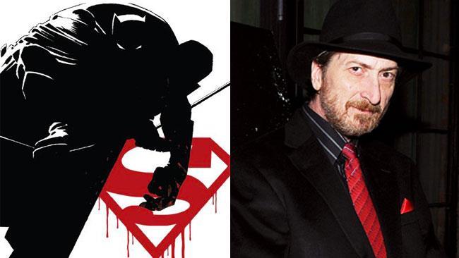 Frank Miller è al lavoro sul terzo capitolo della trilogia del Cavaliere Oscuro