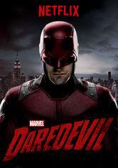 Il costume classico di Daredevil nella serie Netflix
