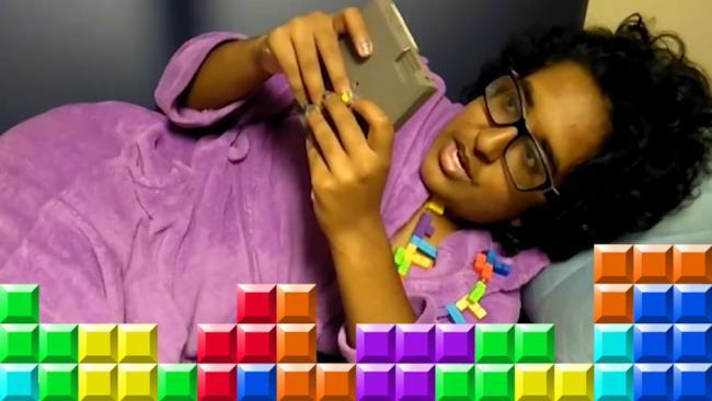 Ecco la ragazza americana che vuole sposare tetris