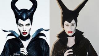 Versione low cost di Angelina Jolie in Maleficient