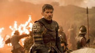 Jaime Lannister sul campo di battaglia