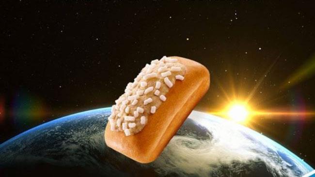 Il Buondì Motta nello spazio
