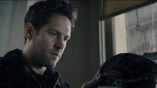 Scott Lang in una scena di Ant-Man