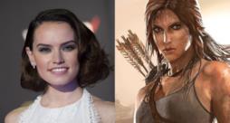 Daisy Ridley potrebbe interpretare Lara Croft