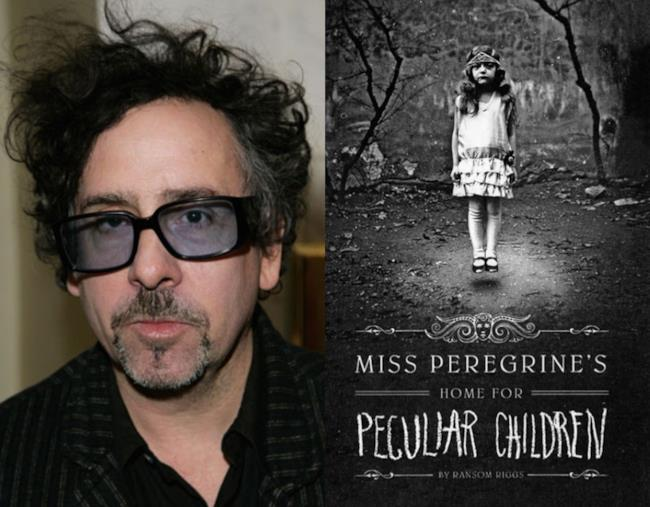La Casa per Bambini Speciali di M.Peregrine di Tim Burton uscirà negli Stati Uniti a settembre
