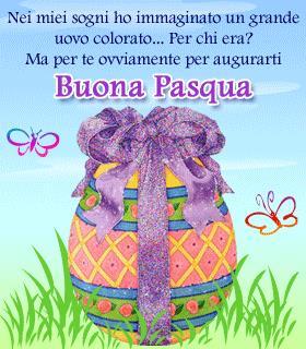 una gif di buona pasqua - Immagini divertenti per auguri di Buona Pasqua