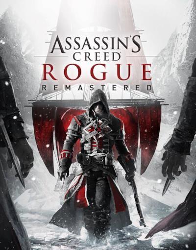 Assassin's Creed Rogue, la copertina ufficiale della versione per le nuove console.