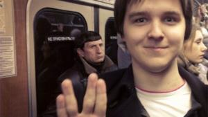 Il dottor Spock in metro