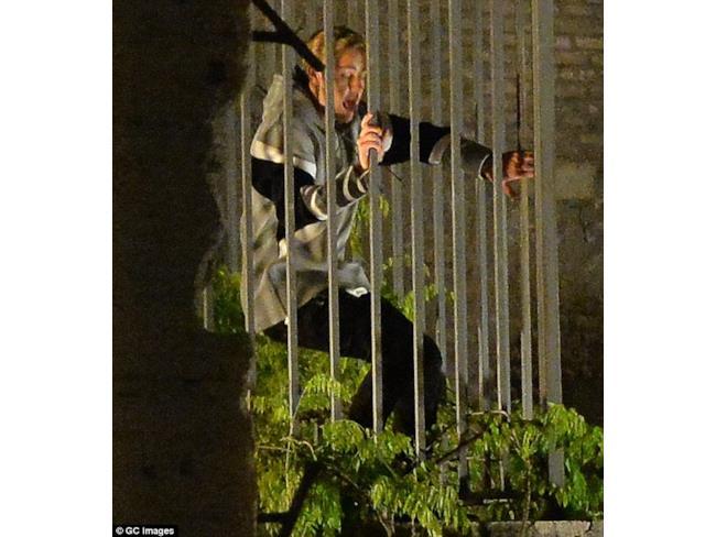 Justin Bieber in gabbia sul set di Zoolander 2