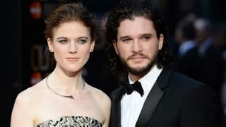 Gli attori di Game of Thrones assieme ai rispettivi compagni di vita.