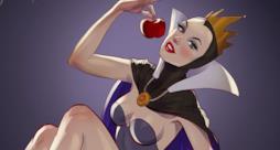 Le cattive Disney in versione pin-up conquistano il mondo!