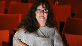 Gina Frost ha da quarant'anni visioni dopo aver visto L'Esorcista