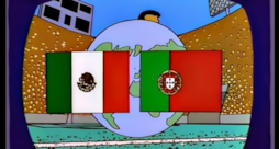 La finale dei Mondiali predetta da I Simpson