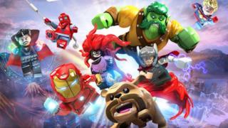 La copertina di LEGO Marvel Super Heroes 2