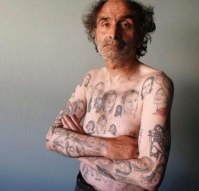 83 tatuaggi di Julia Roberts