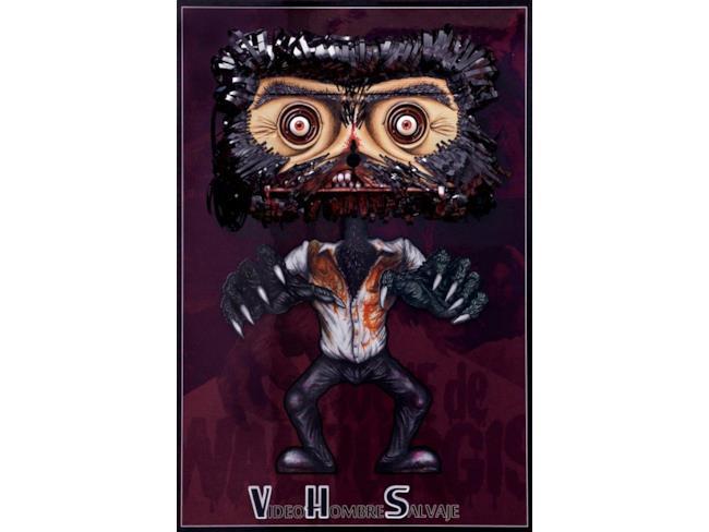 VHS in versione lupo mannaro