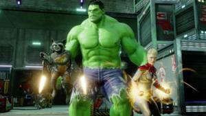I tre supereroi combattono fianco a fianco nella nuova esperienza in realtà virtuale