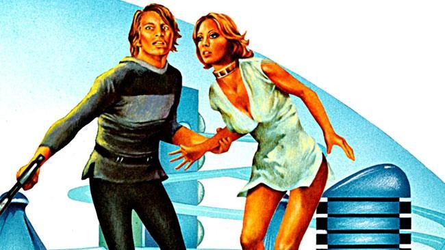 La Fuga di Logan, copertina del libro