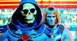 He-Man e Skeletor pronti a scatenarsi