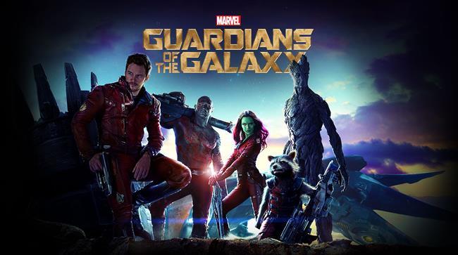 Guardiani della Galassia locandina film