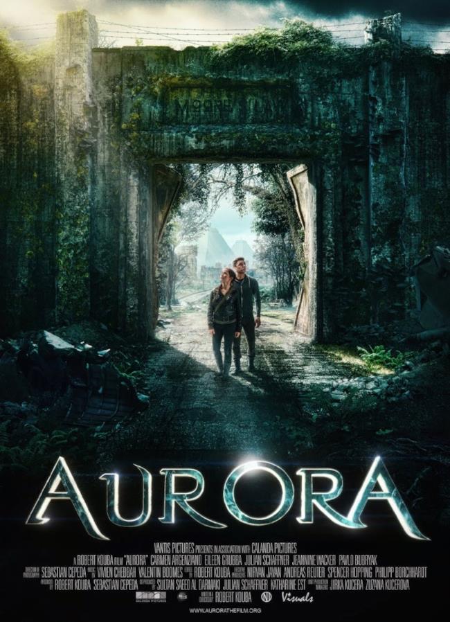 Il poster del film Aurora (2015)