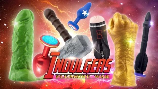 Gli Avengers ispirano una linea di sex toys
