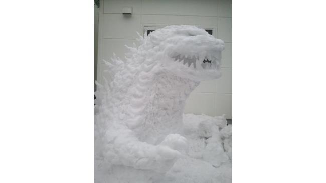 Godzilla di ghiaccio