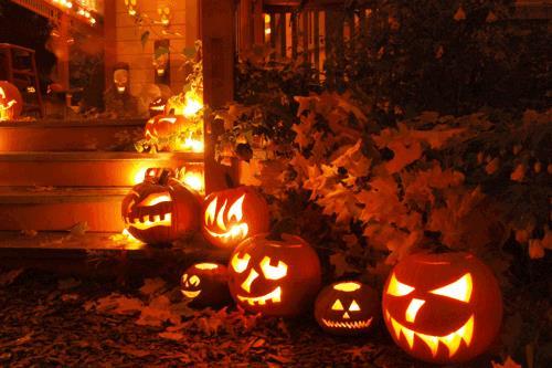 Le migliori immagini di Halloween da scaricare gratis - La decorazione in giardino