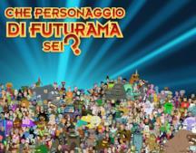 Che personaggio di Futurama sei?