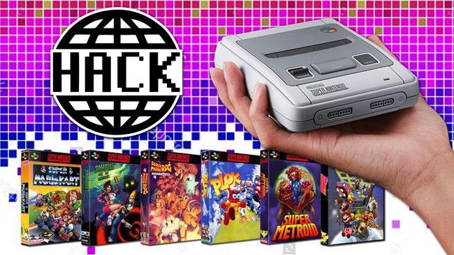 Il Nintendo SNES Classic Mini
