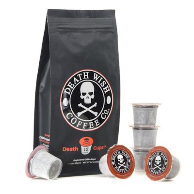 Il caffè Death Wish
