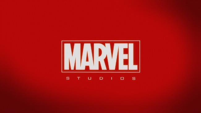 Il tipico logo Marvel