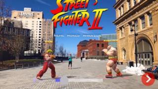 Una scena tratta dal videogioco