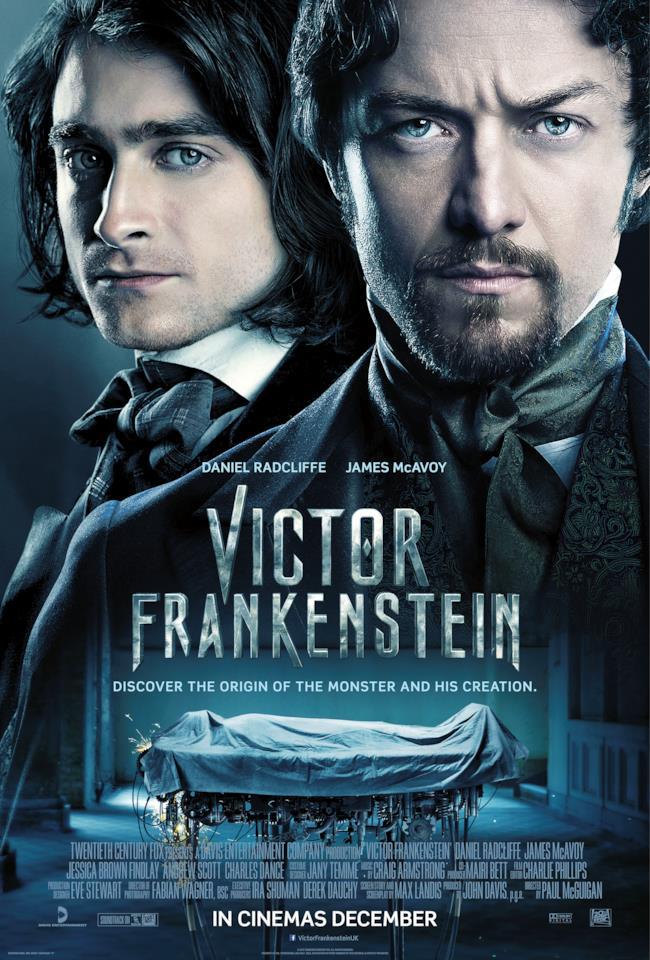 Frankenstein racconta la storia segretà di Victor e dei suoi esperimenti