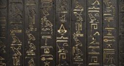 I geroglifici di Assassin's Creed