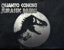 Quanto conosci Jurassic Park?