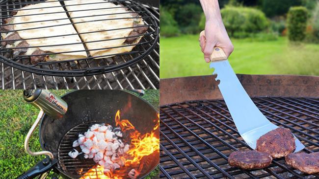 La rastrelliera per il bacon