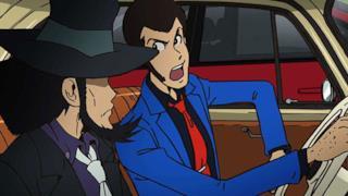 Jigen e Lupin nella nuova serie di Lupin III