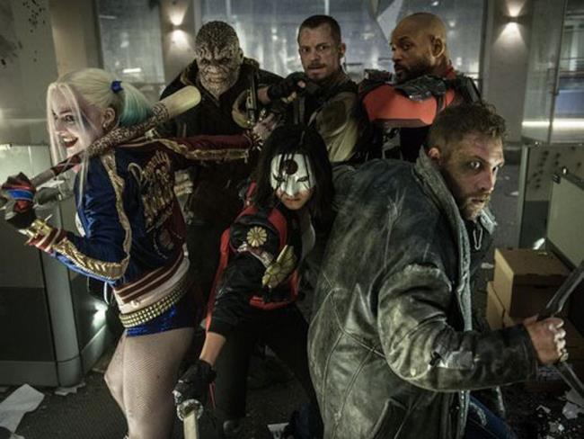 Suicide Squad pronta all'azione