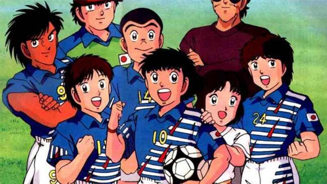 Capitan Tsubasa è noto in Italia con nome Holly e Benji