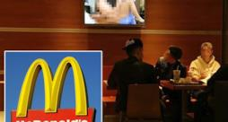 Video hard mostrati in un McDonald's svizzero