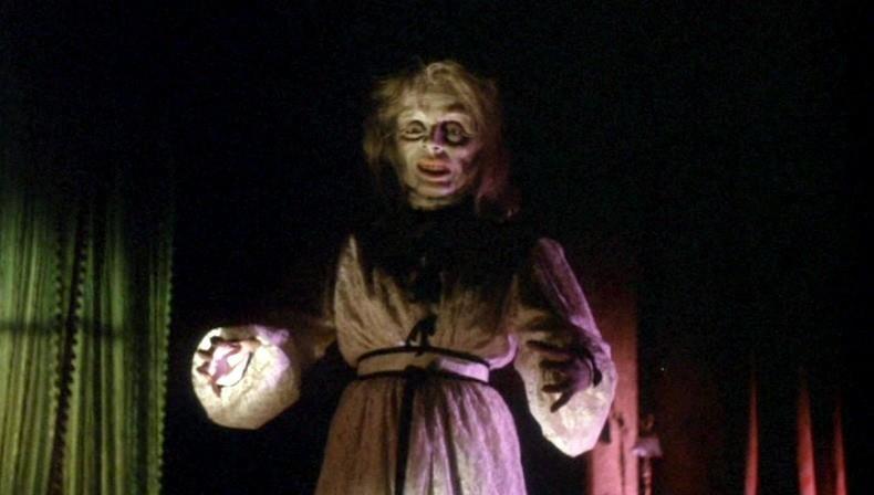 Una scena del film I tre volti della paura