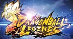 La copertina di Dragon Ball Legends