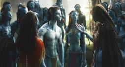 Scena di Avatar di James Cameron